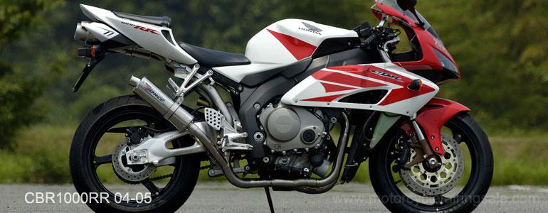 Mfs Motor Honda Cbr1000rr 04 05 Fairings Honda Cbr