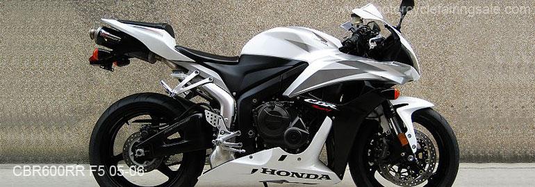 Honda Cbr600rr F5 05 06 Fairings Cbr 600 Rr F5 Motorcycle Fairings