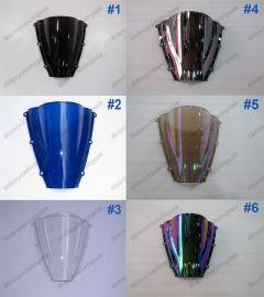 6 x Color Honda CBR600RR F5  2003-2004 Windscreen / Windshield