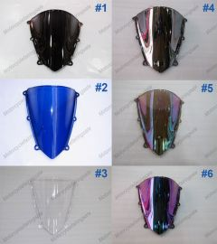 6 x Color Honda CBR600RR F5  2007-2010 Windscreen / Windshield