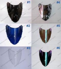 6 x Color Ducati 848 / 1098 / 1198 2007-2009 Windscreen / Windshield