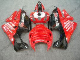 Ducati 749 / 999 2003-2004 Injection ABS Fairing - Monstermob - Red/Black