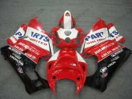 Ducati 749 / 999 2003-2004 Injection ABS Fairing - Others - Red/White