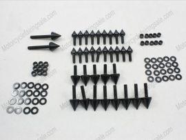 Suzuki Fairing Screw Bolts For GSX-R 1300 Hayabusa - 1999-2007 - Black