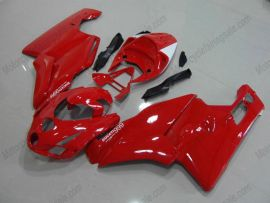 Ducati 749 / 999 2003-2004 Injection ABS Fairing - Others - All Red