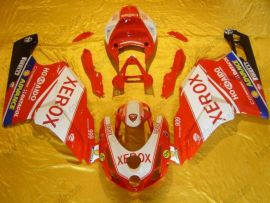 Ducati 749 / 999 2003-2004 Injection ABS Fairing - Xerox - White/Red