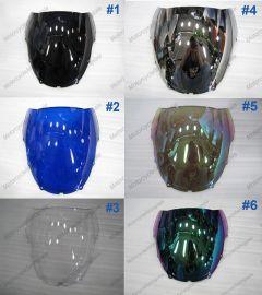 6 x Color Honda CBR600 F4 1999-2000 Windscreen / Windshield