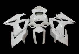 Suzuki GSX-R 1000 2007-2008 K7 Injection ABS Unpainted Fairing - White