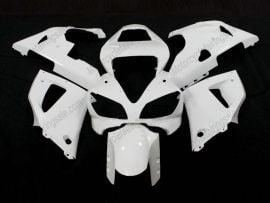 Yamaha YZF-R1 2000-2001 Injection ABS Unpainted Fairing - White