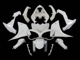 Yamaha YZF-R1 2007-2008 Injection ABS Unpainted Fairing - White