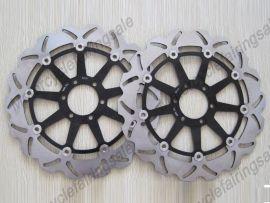 Ducati 916 996 998 SPS BIPOSTO ST4 Front Brake Disc Rotor - Black