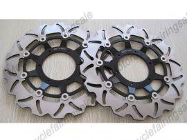 Honda CBR1000RR CBR600RR 2003-2013 Front Brake Disc Rotor - Black