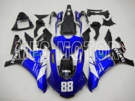 Yamaha YZF-R1 2015-2020 Injection ABS Fairing - Factory Style - Blue/Black