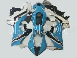 Honda CBR1000RR 2017-2019 Injection ABS Fairing - Others - White/Blue/Black