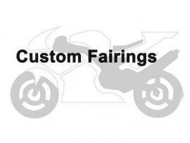 Kawasaki NINJA ZX6R 2013 Injection ABS Fairing - Custom
