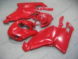 Ducati 749 / 999 2005-2006 Injection ABS Fairing - Factory Style - All Red