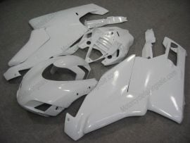 Ducati 749 / 999 2005-2006 Injection ABS Fairing - Factory Style - All White