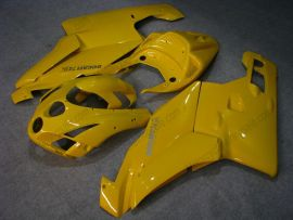 Ducati 749 / 999 2005-2006 Injection ABS Fairing - Factory Style - All Yellow