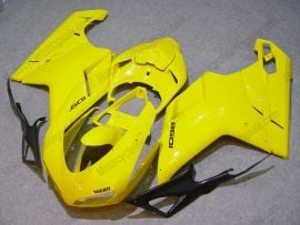 Ducati 848 / 1098 / 1198 2007-2009 Injection ABS Fairing - Others - Yellow