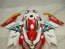 Aprilia RS125 2006-2011 ABS Fairing - Others - White/Red