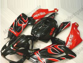 Aprilia RS125 2006-2011 ABS Fairing - Others - Black/Red