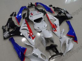 BMW S1000RR 2009-2014 Injection ABS Fairing - Others - Black/Blue/White