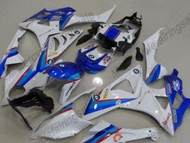 BMW S1000RR 2009-2014 Injection ABS Fairing - Castrol - Black/Blue/White