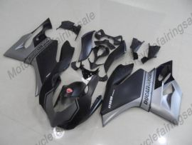 Ducati 1199 Panigale 2012-2014 ABS Injection Fairing - Others - Gray/Silver