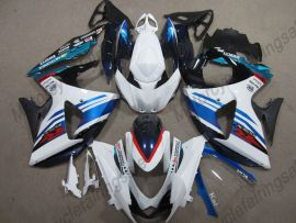 Suzuki GSX-R 1000 2009-2012 K9 Injection ABS Fairing - Others - Blue/White