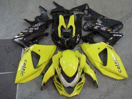 Suzuki GSX-R 1000 2009-2012 K9 Injection ABS Fairing - Others - Black/Yellow