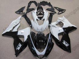 Suzuki GSX-R 1000 2009-2012 K9 Injection ABS Fairing - Others - White/Black