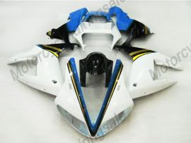 Yamaha YZF-R1 2002-2003 Injection ABS Fairing - Others - Blue/White