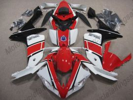 Yamaha YZF-R1 2007-2008 Injection ABS Fairing - Others - White/Red/Black
