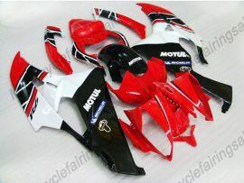 Yamaha YZF-R6 2006-2007 Injection ABS Fairing - Motul - Red/White/Black