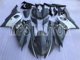 Yamaha YZF-R6 2017-2019 Injection ABS Fairing - Others - Gray/Black/White