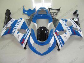 Suzuki GSX-R 1000 2000-2002 K1 K2 Injection ABS Fairing - Others - Blue/White