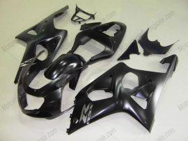 Suzuki GSX-R 1000 2000-2002 K1 K2 Injection ABS Fairing - Others - All Black