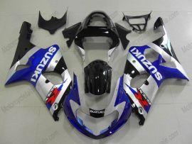 Suzuki GSX-R 1000 2000-2002 K1 K2 Injection ABS Fairing - Others - Blue/Silver/Black