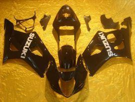 Suzuki GSX-R 1000 2003-2004 K3 Injection ABS Fairing - Others - All Black