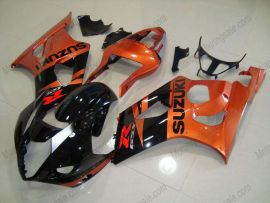 Suzuki GSX-R 1000 2003-2004 K3 Injection ABS Fairing - Others - Orange/Black