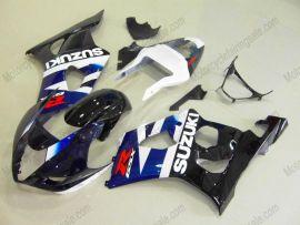 Suzuki GSX-R 1000 2003-2004 K3 Injection ABS Fairing - Others - Black/White/Blue