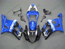 Suzuki GSX-R 1000 2003-2004 K3 Injection ABS Fairing - Others - Blue/Black