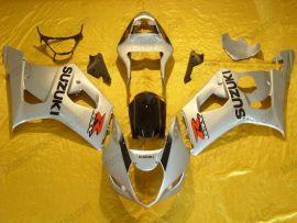 Suzuki GSX-R 1000 2003-2004 K3 Injection ABS Fairing - Others - Silver