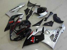 Suzuki GSX-R 1000 2005-2006 K5 Injection ABS Fairing - Others - Black/Silver