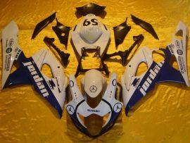 Suzuki GSX-R 1000 2005-2006 K5 Injection ABS Fairing - Jordan - Whiter/Blue