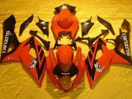 Suzuki GSX-R 1000 2005-2006 K5 Injection ABS Fairing - Others - Red/Black