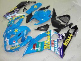 Suzuki GSX-R 1000 2005-2006 K5 Injection ABS Fairing - Rizla+ - Blue/Black