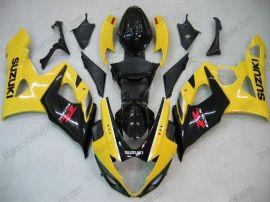 Suzuki GSX-R 1000 2005-2006 K5 Injection ABS Fairing - Others - Yellow/Black