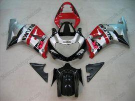 Suzuki GSX-R 600/750 2001-2003 K1 K2 Injection ABS Fairing - Others - Black/Red/Silver