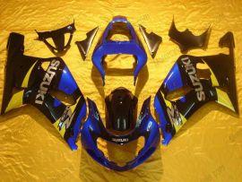 Suzuki GSX-R 600/750 2001-2003 K1 K2 Injection ABS Fairing - Others - Blue/Black/Yellow